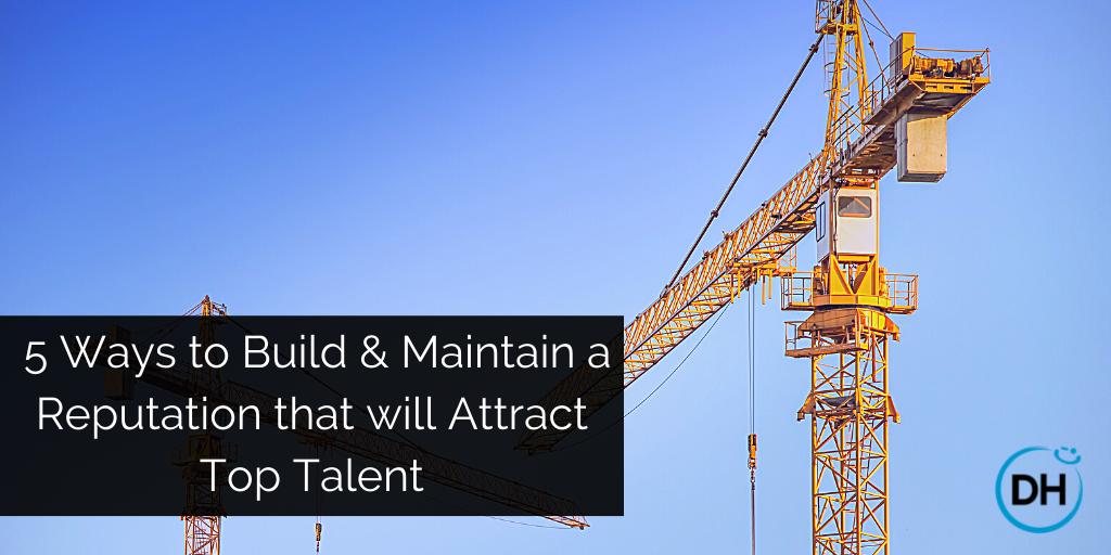 5 ways build & maintain