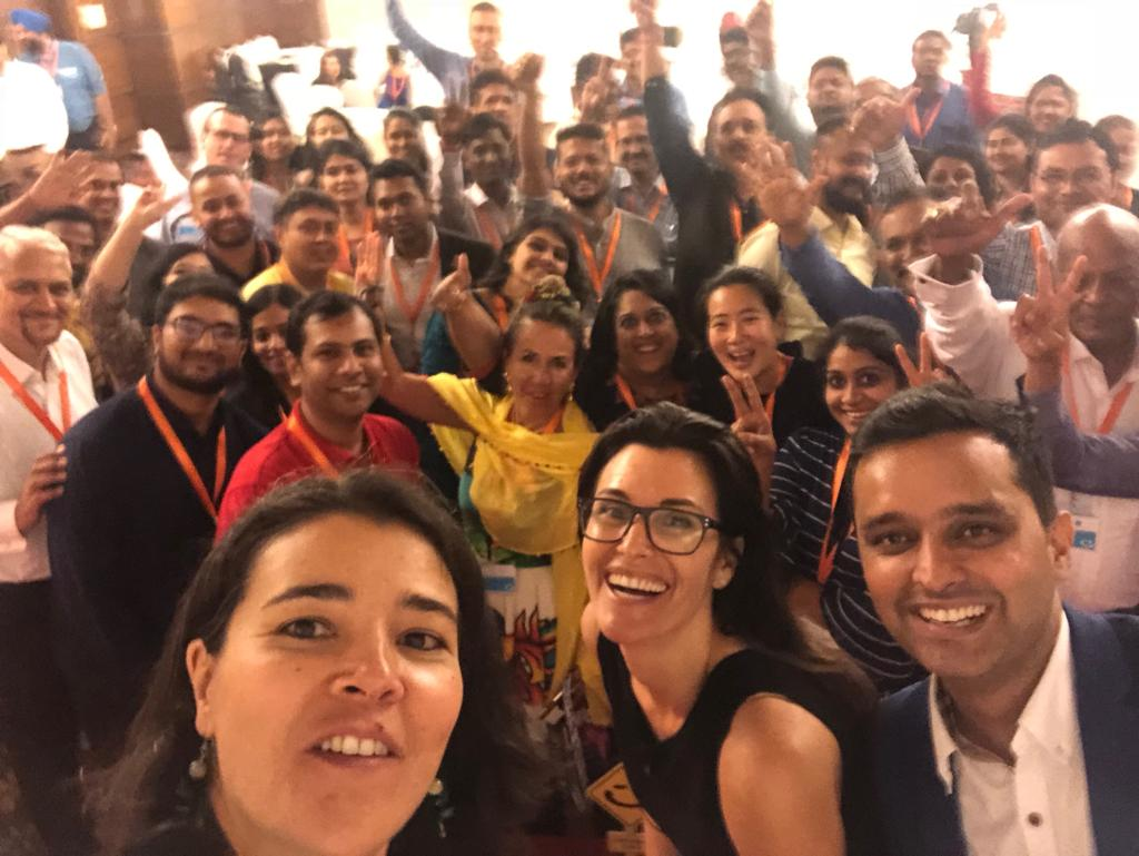 delivering happiness mumbai happiitude bootcamp june 2018