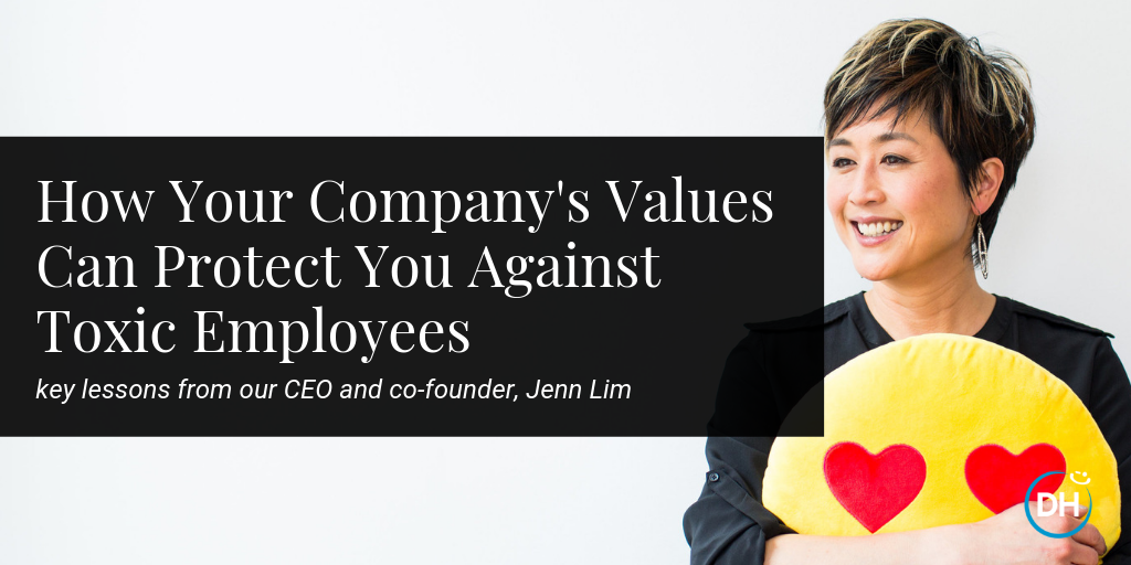 How Your Companys Values  Can Protect You Against  Toxic Bad Staff Employees