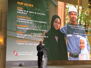 Bahrain Steel 30th anniversary delivering happiness
