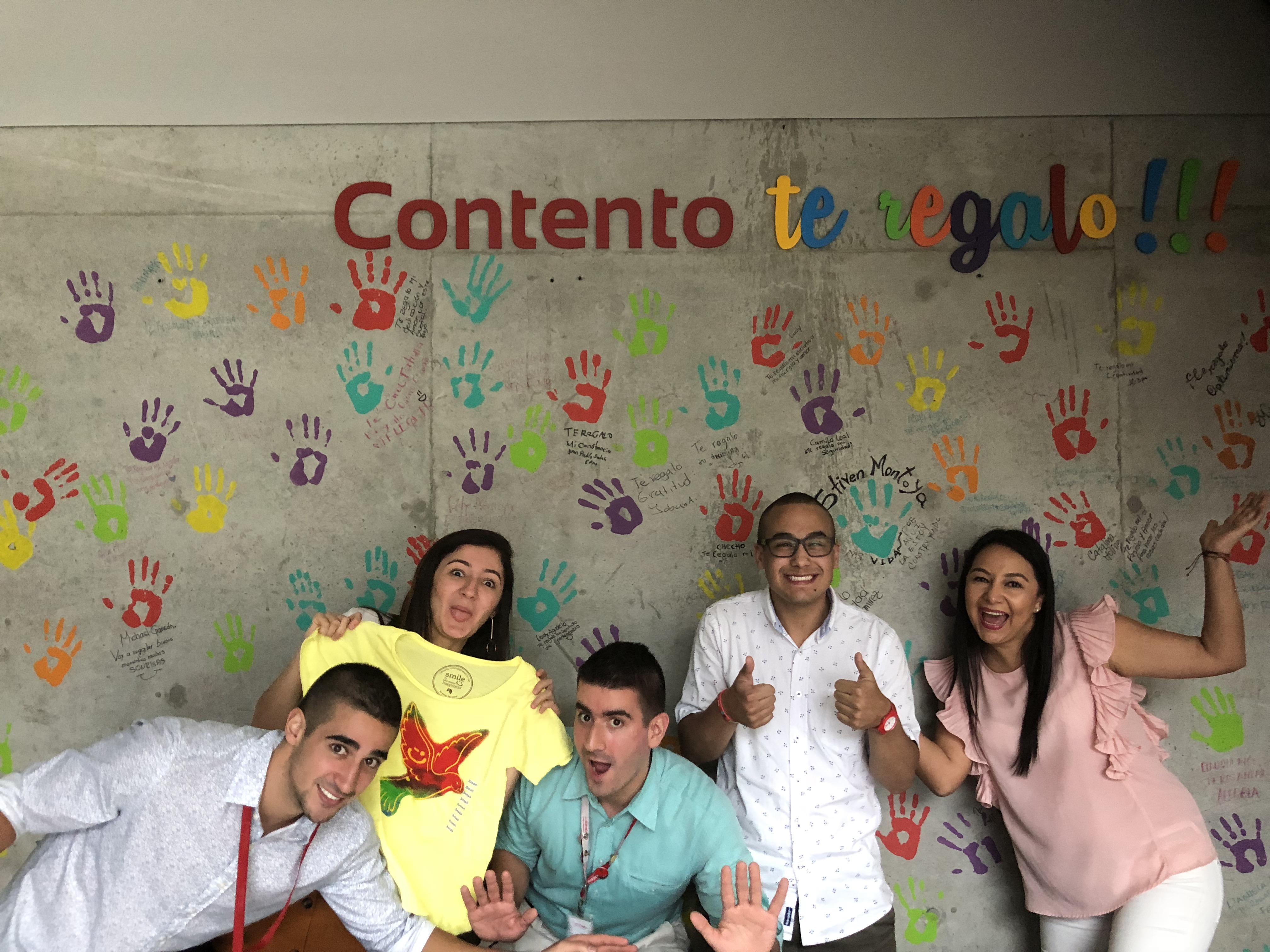 Contento Leadership Executives Colombia Culture