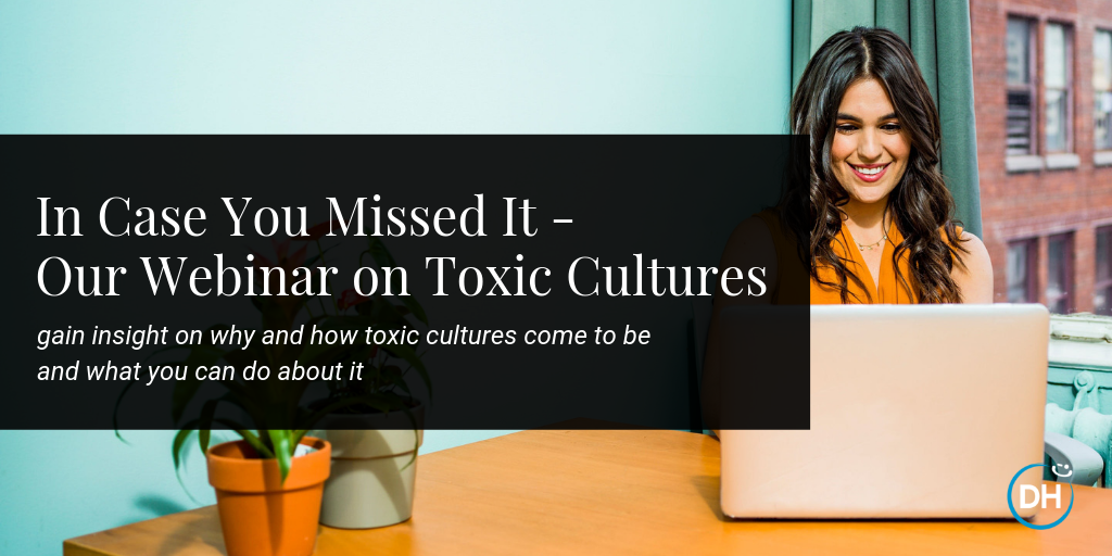 Our Webinar Expert Advice on Toxic Workplaces Employee Behavior