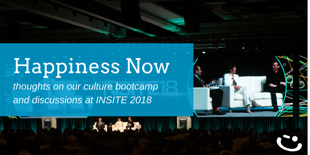 Delivering Happiness Newsletter Jenn Lim BNY Pershing Insite 2018