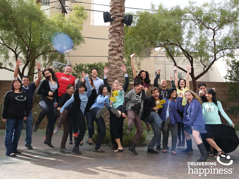 Delivering Happiness Team All Hands Meeting Las Vegas 2013