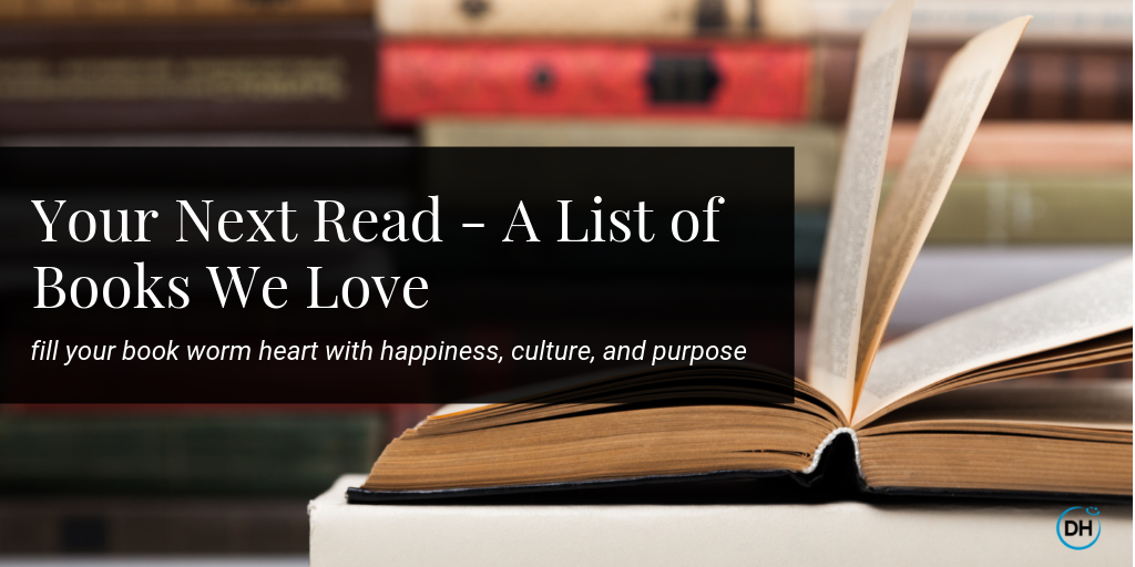 recommended books from delivering happiness tony hsieh