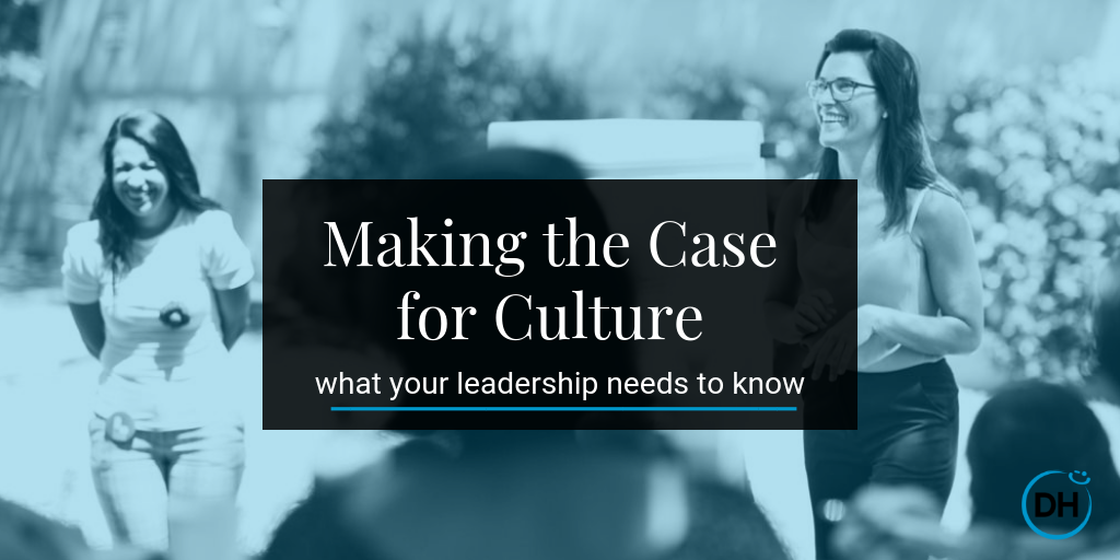 the roi of company culture stats and information