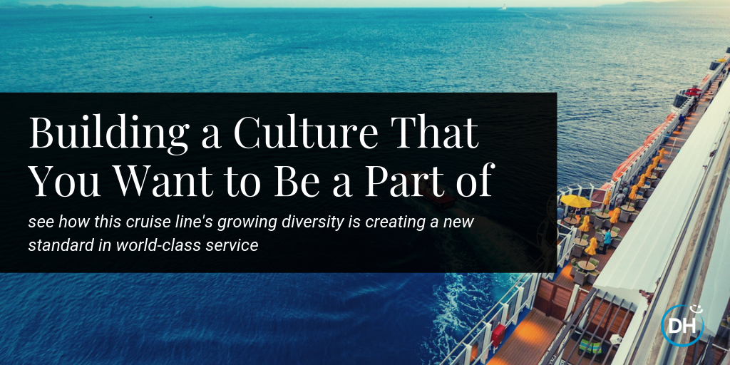 celebrity cruise company culture customer service