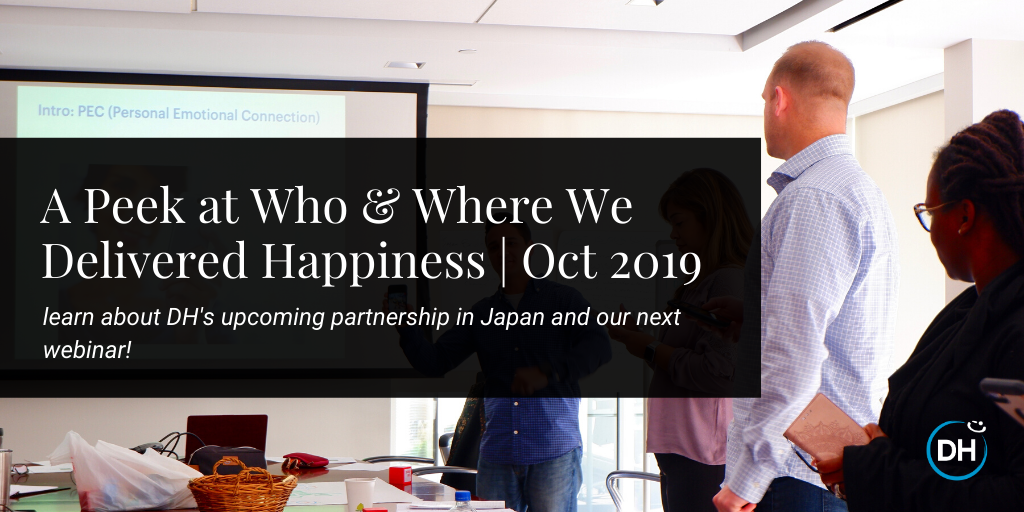 delivering happiness october 2019 webinar japan sallie mae
