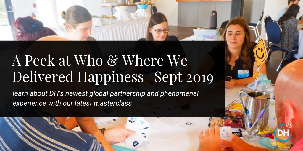 delivering happiness september 2019 masterclass experience wow culture