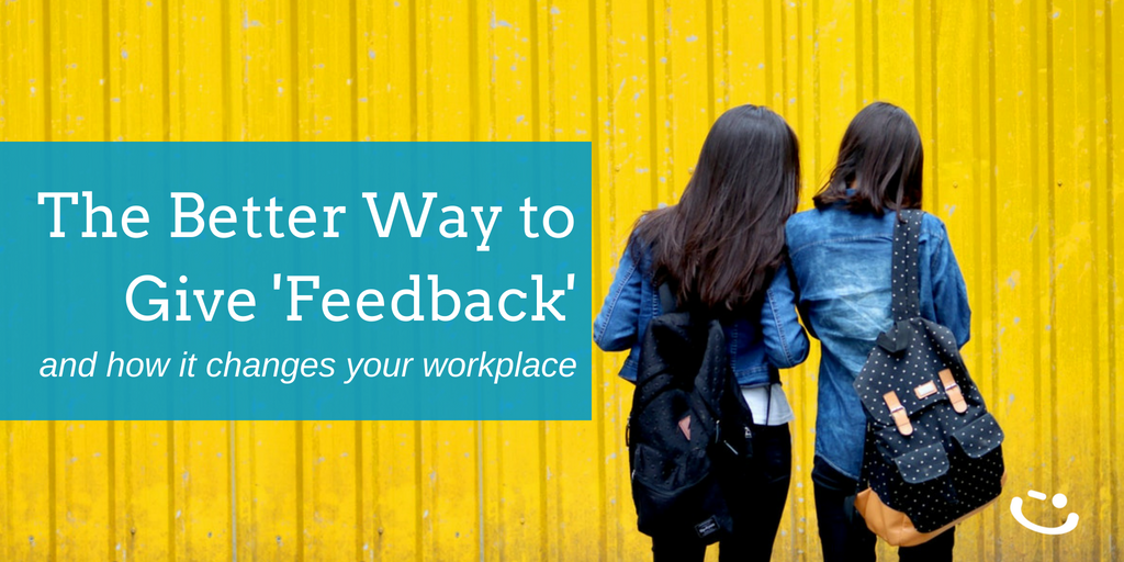 how to deliver feedback to your employees in a positive way