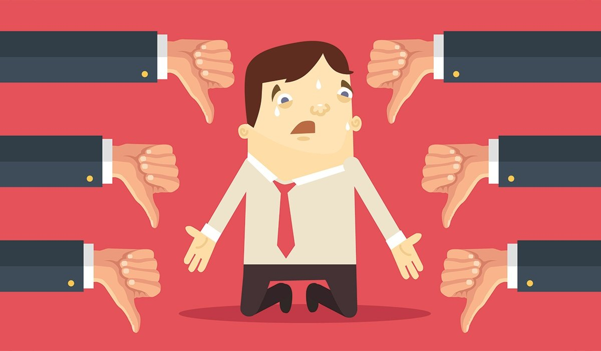 giving negative criticism to your employees and teams