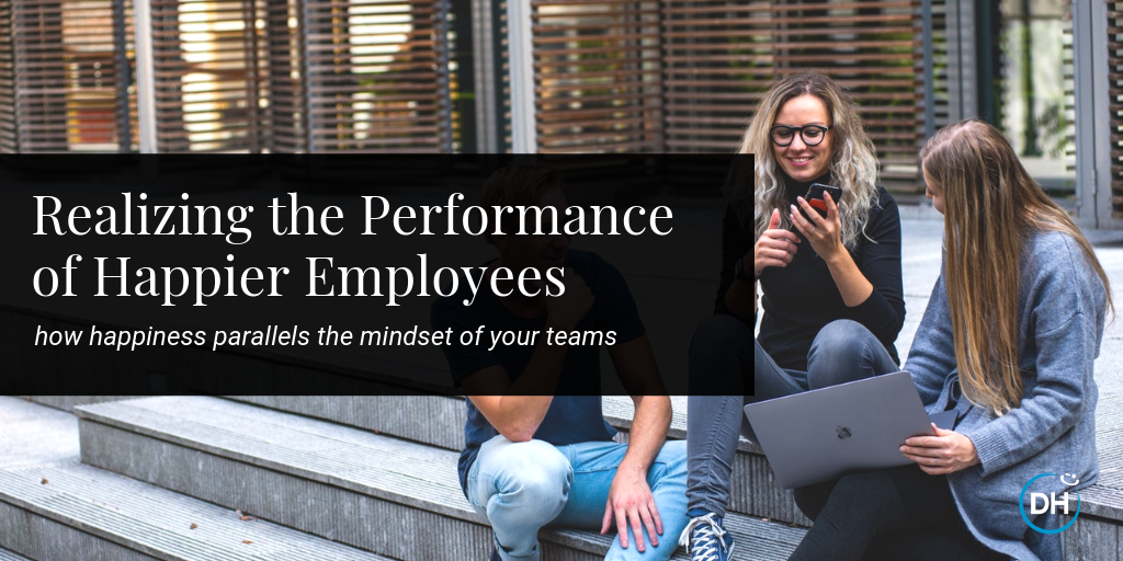 ROI performance of happier engaged employees