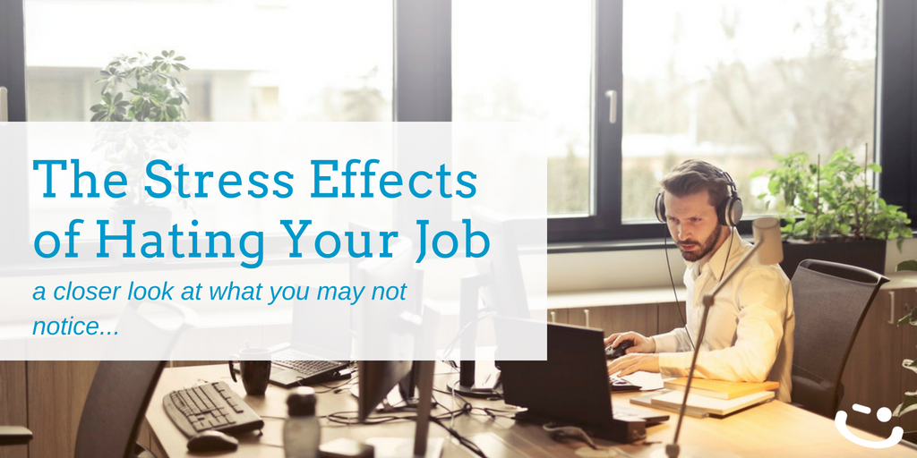 Stress Affects Your Job Mental Physical Effects