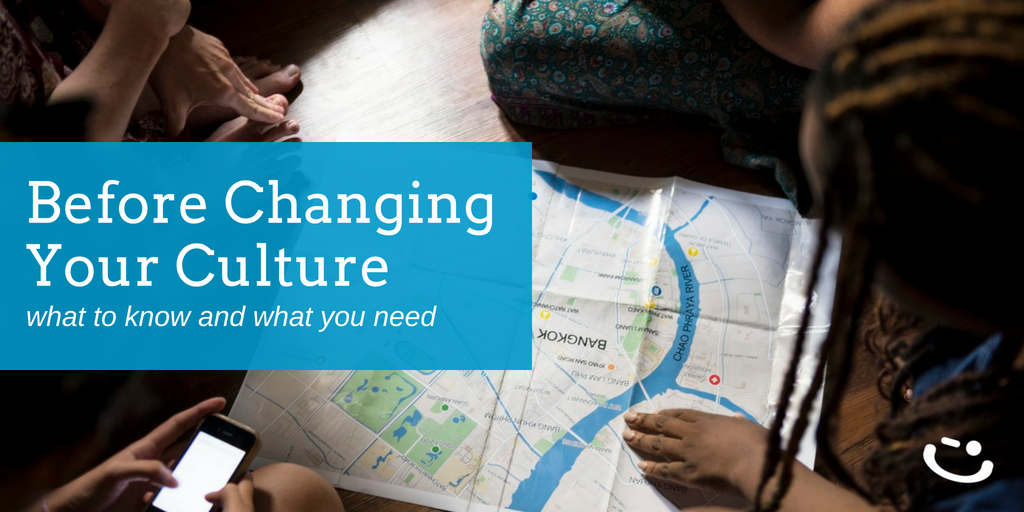 What you need to change transform company culture
