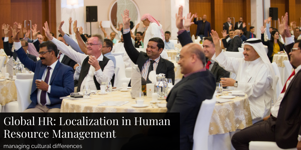 Global HR: Localization in Human Resource Management
