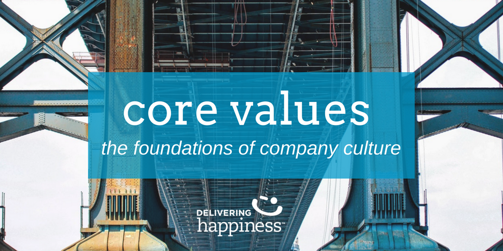 Change Your Company Culture Based On Core Values