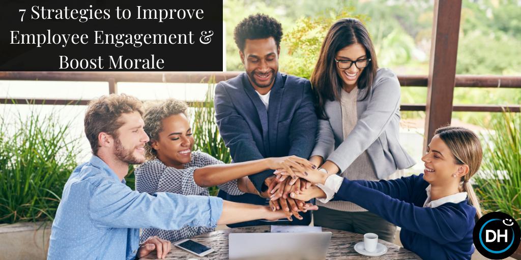 Engagement & morale