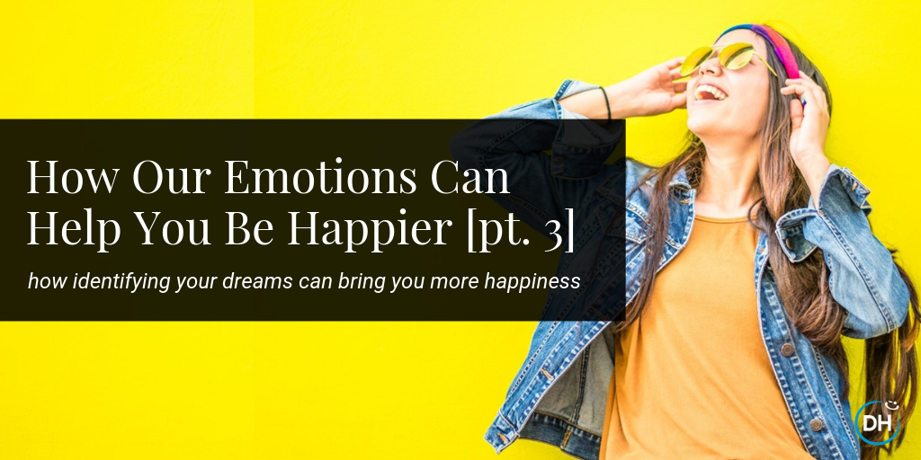 how to be happier pendulum theory dream planning