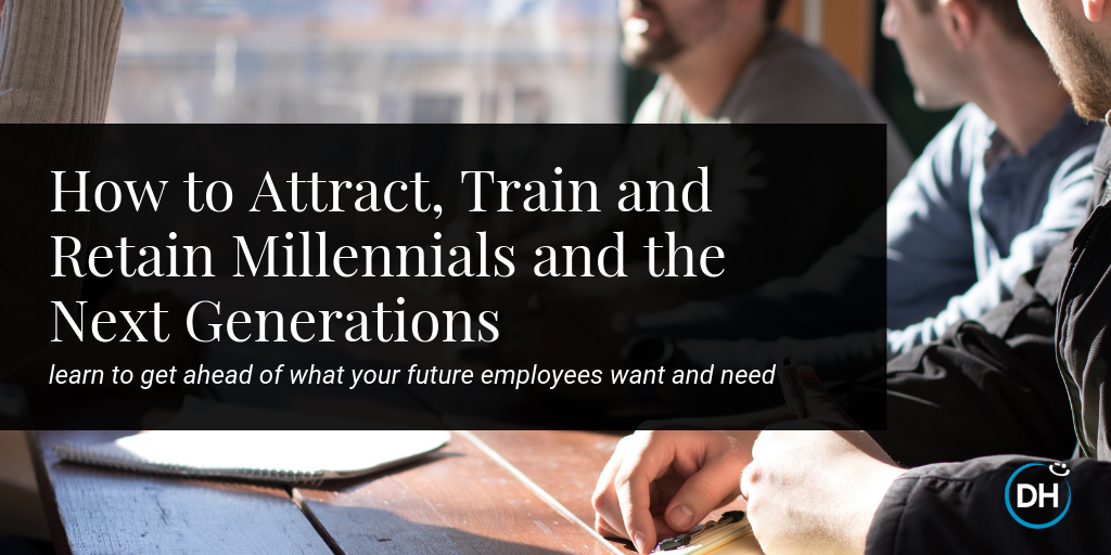 Attracting Recruiting Young Talent Millennials Gen Z