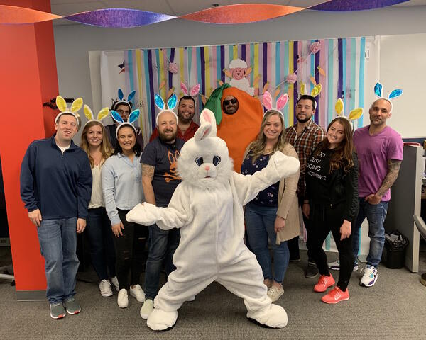 National Business Capital & Services Easter 2019