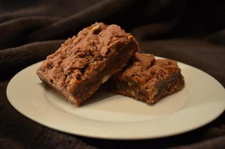 Carmel Addiction Gourmet Brownies