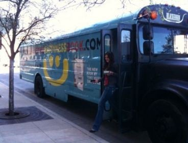 DH Bus at SXSW