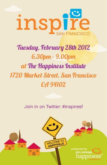 Inspire SF February