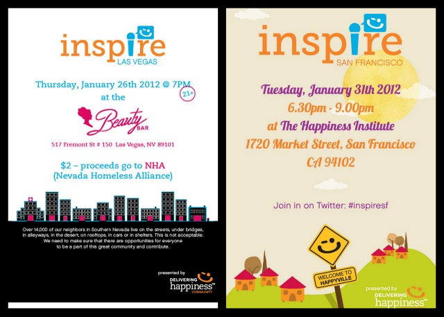 Inspire LV and SF