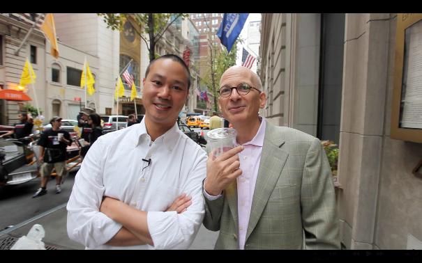 Tony Hsieh and Seth Godin