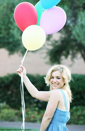 balloons and kirsten