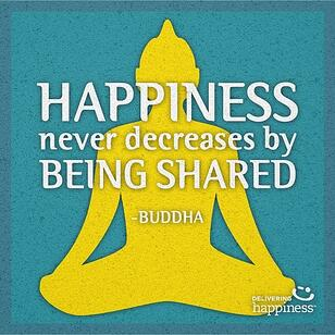 Buddha - happiness