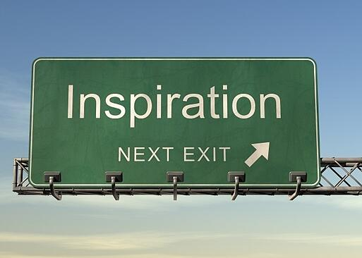 Inspiration sign