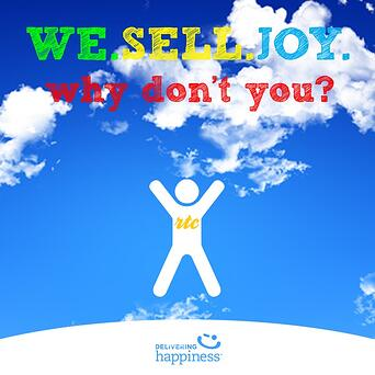 we sell joy