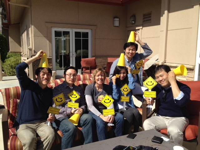 Delivering Happiness with our South Korean VHPs