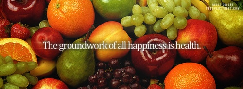 Food and happiness