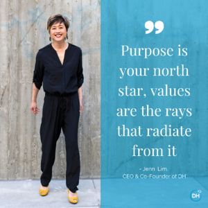 jenn lim quote delivering happiness purpose values