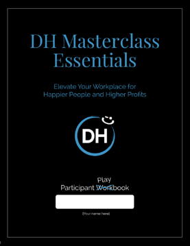 DH Masterclass Essentials Playbook