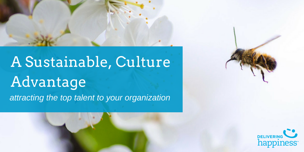 How to recruit top talent with company culture delivering happiness