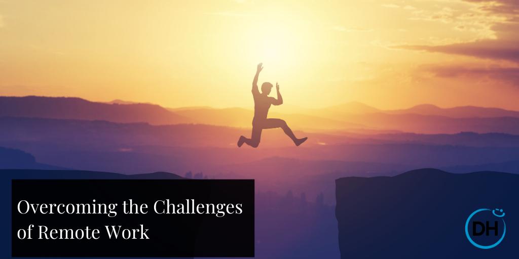 challenges remote work
