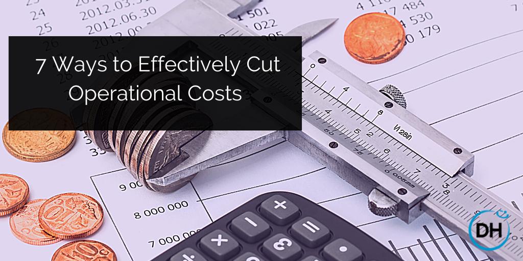 cut ops costs