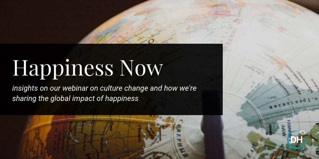 delivering happiness newsletter april 2019