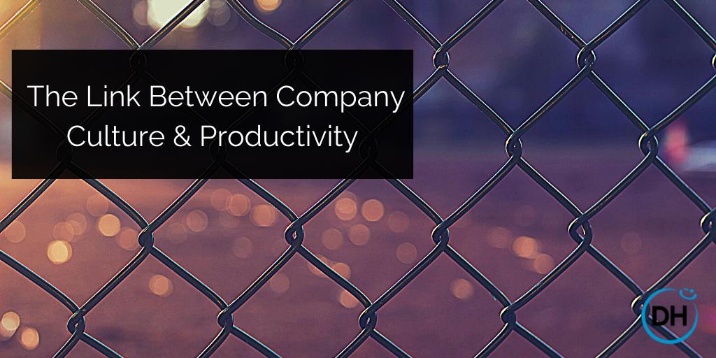 link culture & productivity
