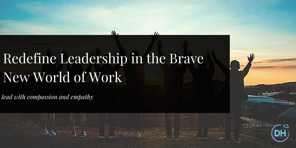 redefine leadership