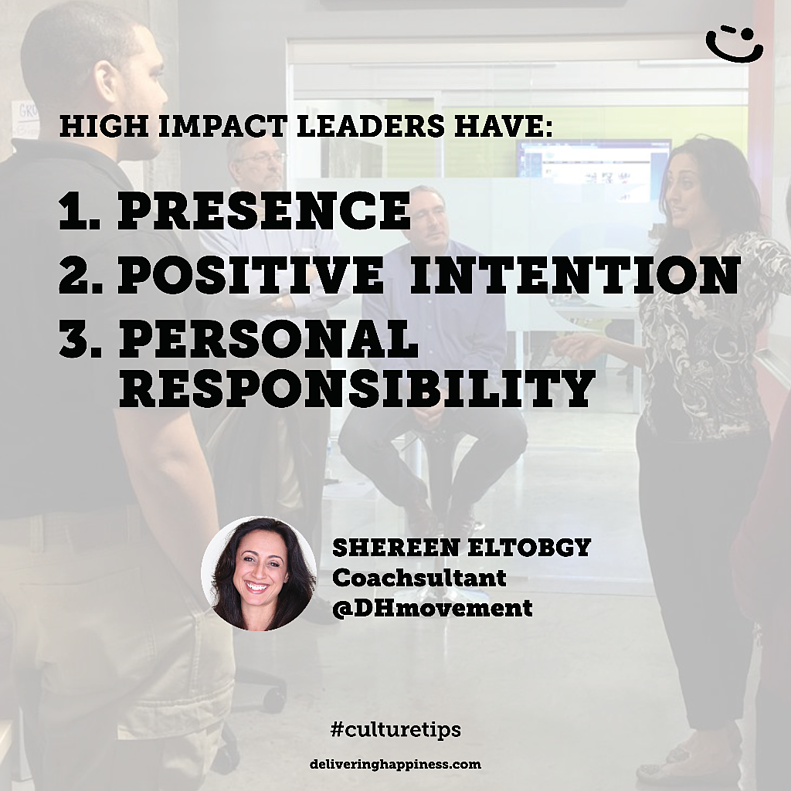 Three leadership attributes that create great culture