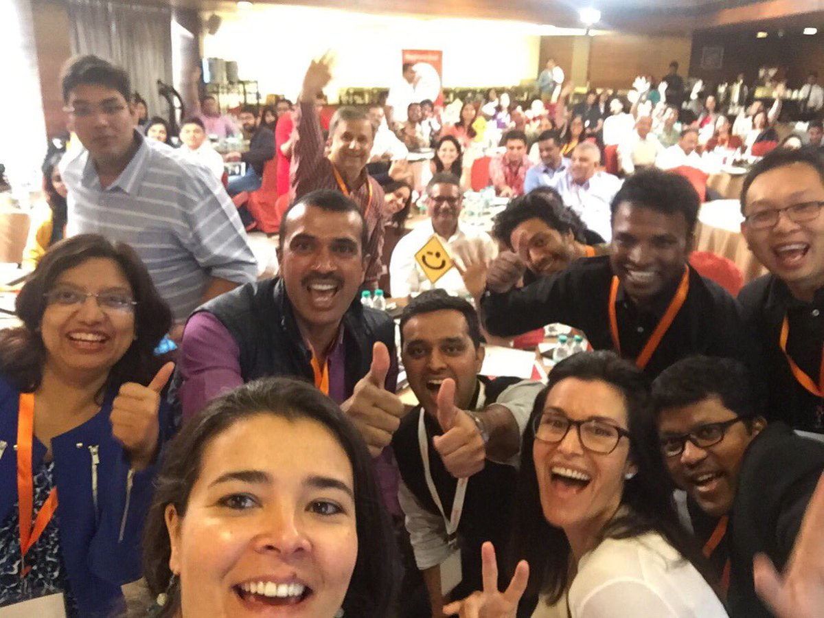 Mumbai happiitude delivering happiness bootcamp december 2017