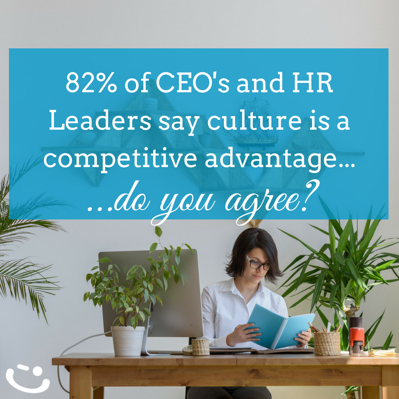CEO HR Organizational Culture ROI