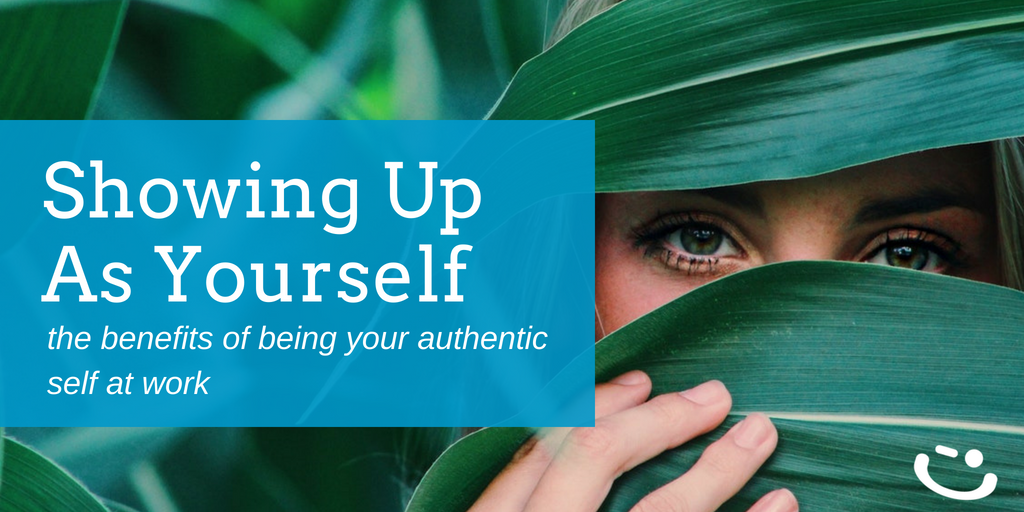 The Benefits of Being Yourself at Work and Psychological Safety