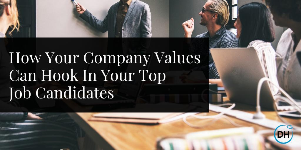 company core values hiring recruitment culture fit