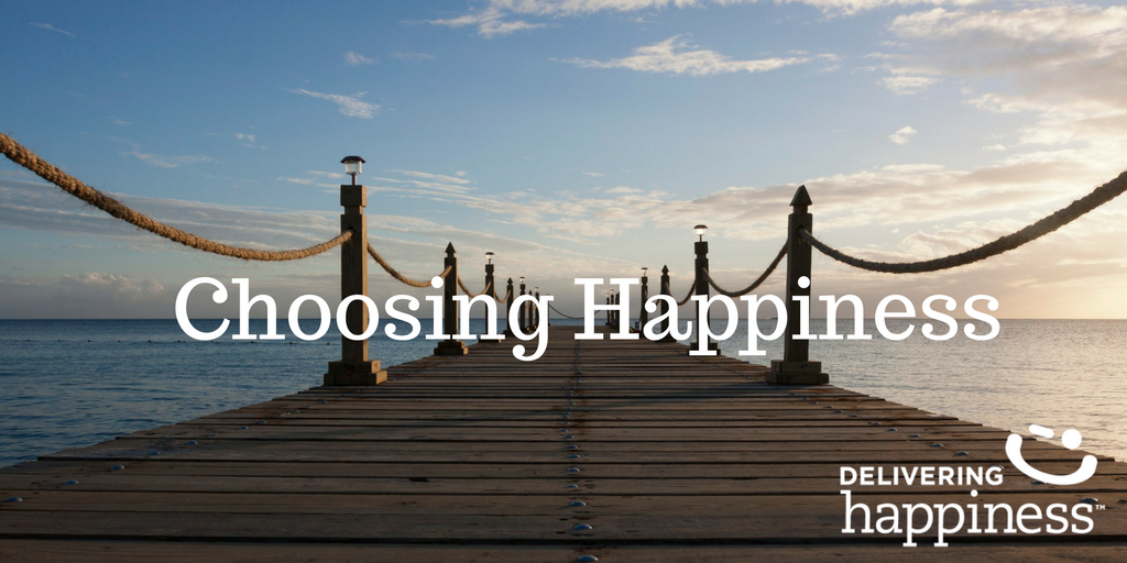 How Happiness is a Choice, and How to Create Your Happiness List