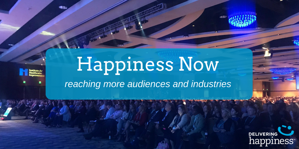 Happiness Now | Spreading Workplace Happiness Across More Industries